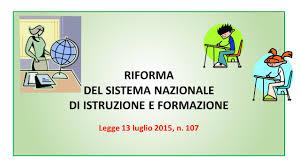 Risultati immagini per piano nazionale di formazione di cui articolo 1 comma 124 della legge n. 107 del 2015