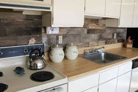Wood Stove Backsplash Fascinating Top 48 DIY Kitchen Backsplash Ideas