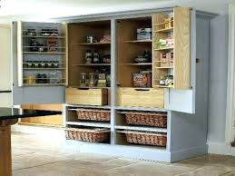 standing pantry loose standing kitchen cupboards free standing kitchen pantry simple kitchen set with gray painted standing pantry