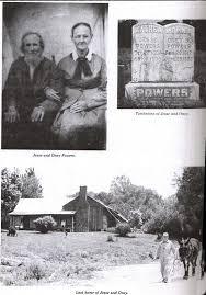 51 - Thomas Powers 3 A. Jesse Powers 3 1. Eliza J (Powers) Reed 6 2. Rhoda  Carolina (Powers) Bivens 6 3. William Thomas Powers