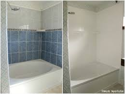painting tile before and after