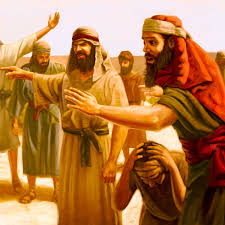 Image result for the israelites did nothing but complain while in the desert for 40 years