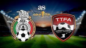 Mexico vs Trinidad and Tobago: times ...
