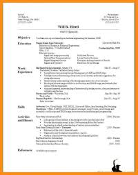 10 How To Made Resume For Job Villeneuveloubet Hotel Reservation