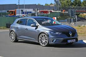 2018 renault megane. modren megane 2018 renault sport mgane to get 300bhp and mature design for renault megane r