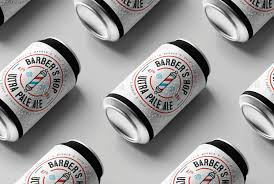 Hop Design Shop Branding And Packaging Design For Barbers Hop Beer World