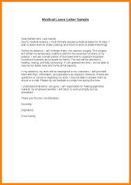 Request Letter For Medical Leave Buy Original Essay