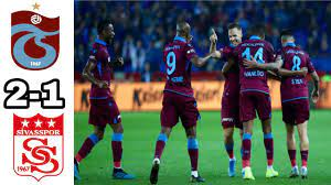 Trabzonspor 2-1 Sivasspor maç özeti /16.02.2020/özkan gür - YouTube