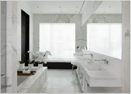 Modern Marble Bathroom Awesome Deluxe Marble Bathrooms Ideas At Modern House Bathroom