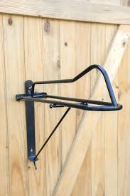 wall mount saddle rack mounted second hand