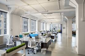 New office design Modern Take Look Inside Now Whats Stylish Nyc Office Officelovin Take Look Inside Now Whats Stylish Nyc Office Officelovin
