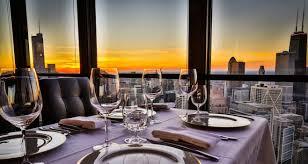 Cité Downtown Chicago Restaurants Cité Restaurant Elegant Dining