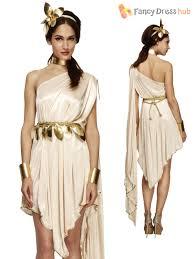 las fever greek roman grecian dess toga fancy