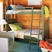 Maine Bedroom Furniture Shutter Bunk Bed By Maine Cottage Where Color Lives