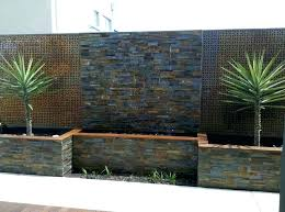 outdoor wall waterfall decoration best outdoor wall fountains ideas on water wall pertaining to outdoor wall outdoor wall waterfall wall fountain