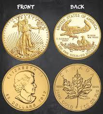 American Eagle Gold Coin Vs Gold Maple Leaf Scottsdale