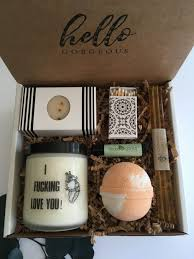 i ing love you gift for wife husband friend boyfriend fiance gift lover romantic gift box enement gift spa box