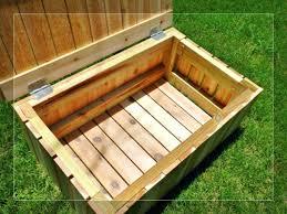 45 outdoor storage box plans wonderful outdoor storage box plans bench with seat representation with medium