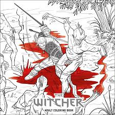 coloringbooks. Plain Coloringbooks The Witcher Adult Coloring Book By CD Projekt Red Throughout Coloringbooks