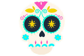 Freesvg.org offers free vector images in svg format with creative commons 0 license (public domain). Sugar Skull Svg Cut File By Creative Fabrica Crafts Creative Fabrica