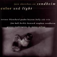 Color And Light Sondheim Color And Light Jazz Sketches On Sondheim