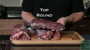 Wild Game Meat Cutting Chart How To Butcher A Venison Leg Quarter