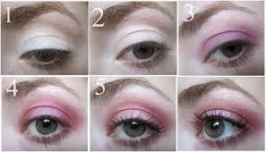 tutorial cranberry eye makeup featuring l oreal infallible eyeshadows