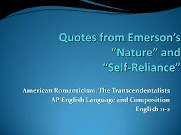 self reliance quotes images and pictures quotes from emerson nature and self reliance