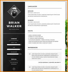 Fancy Resume Templates Awesome Fancy Resume Templates Migrante