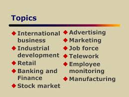 Computers And Business Finance And Marketing Ppt Download