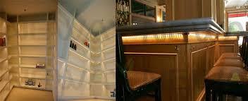 45W PIR Switch LED Light Bar Is Application In Under Cabinet Lightingjewelry  B