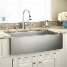 33 optimum stainless steel farmhouse sink curved a