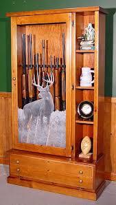 Gun Cabinet Plans.Back To Plans Hidden Gun Cabinets. Gorgeous ...