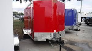 all inventory trailer dealer jacksonville fl fb trailers 2018 6x12 enclosed cargo trailer by continental cargo