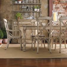 Country Style Long Rustic Farmhouse Dining Table Made From Country Style Table And Chairs