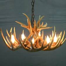 moose antler chandelier full image for s white tail how to make a diy faux making antler chandeliers how