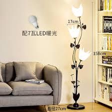 coffee table floor lamp living room sofa bedroom bedside study minimalist modern creative nordic vertical table