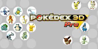 Pokédex 3D Pro   Nintendo 3DS Download-Software   Spiele