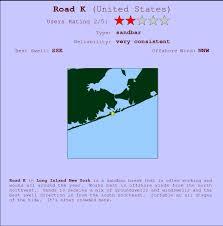 Road K Surf Forecast And Surf Reports Long Island Ny Usa