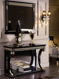 best italian furniture. living room set in empire style top and best italian classic furniture