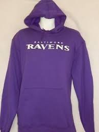 Details About New Baltimore Ravens Hoodie Shirt Nfl Football Jacket Sweatshirt Coat Mens Size