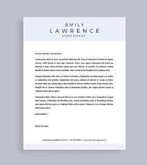 Modern Cover Letters Modern Resume Template Free Cover Letter Resume For Word