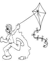 Small Picture Kite coloring pages free to print ColoringStar
