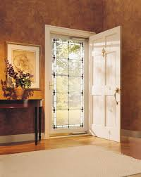 natural white pella storm doors handle set with 6 panel for interior and living room