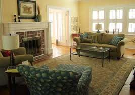Living Room Furniture Arrangement With Fireplace Living Room Arrangements For A Modern Family Traba Homes
