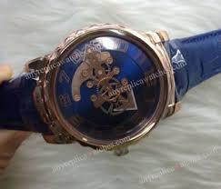ulysse nardin freak ii blue face rose gold men watch buy replica ulysse nardin freak blue phantom rose gold blue face blue leather