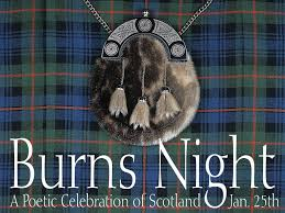 Image result for burns night pictures