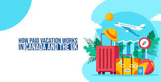 how does paid vacation work in canada