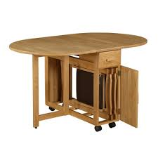 Folding Table Of Dining Room For Small Spaces ...