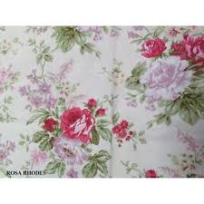 REMNANT FABRIC - RUFFLETT - COTTAGE GARDEN - PER METRE/PER FAT QUARTER